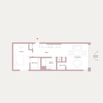 1300 floor plan