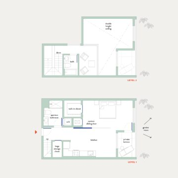 1644 floor plan